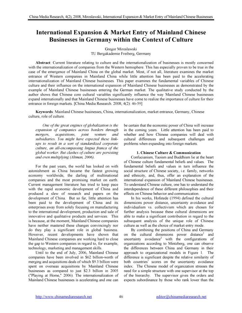 China Media Research, Vol  4, No  2